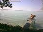 217, Balatonkenese-Balatonakarattyán közvetlen vízparti nyaraló stéggel max. 7 vendégnek