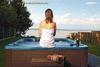 Exkluzív, új építésű minimál nyaralóvilla kiadó saját partszakasszal