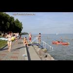 Révfülöp-Kővágóőrsön a Káli medencéhez közel hangulatos panorámás önálló nyaralóház kiadó max. 8 vendégnek