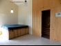 Vízközeli jakuzzis nyaraló villa a Hullám Üdülőparkban kiadó
