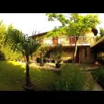 49, Villa Mediterrán, a Balatontól 50 méterre, új építésű villa max. 14 főnek