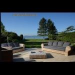 Vízparti luxusvilla saját stranddal Balatonőszödön